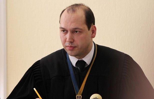 Судья Печерского районного суда Киева Сергей Вовк