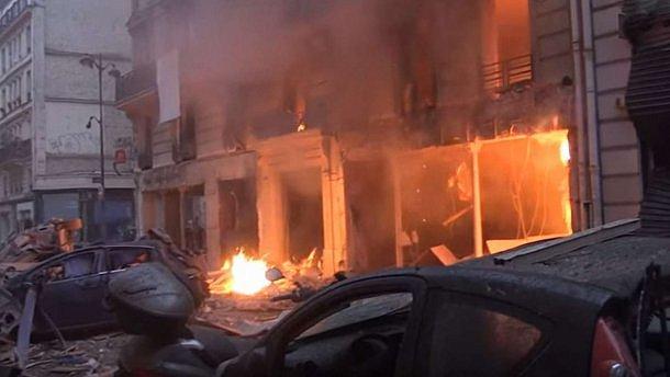 Фото - В центре Лиона прогремел взрыв, есть пострадавшие