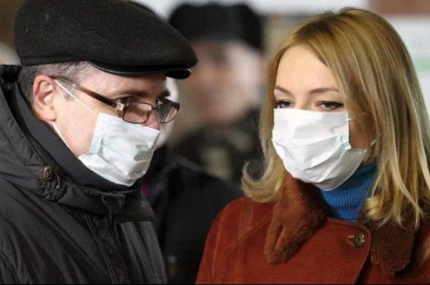 Фото - Люди в масках
