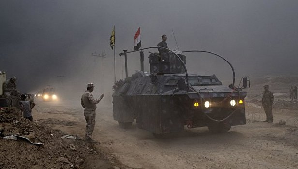 Армия Ирака вошла в Мосул — Reuters