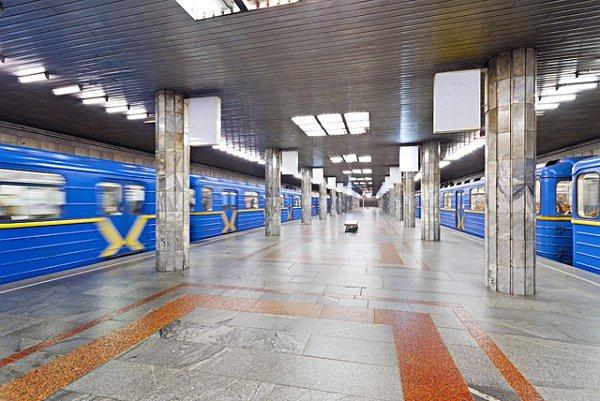 В Киеве переименовали станцию и линию метро