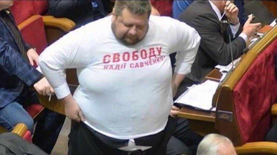 Дело о снятии депутатской неприкосновенности Мосийчука может быть передано в ГБР, - Сарган - Цензор.НЕТ 2033