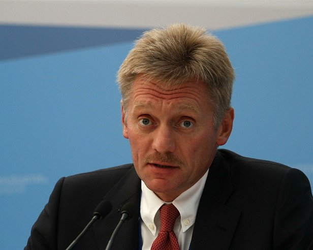 Кремль отреагировал на заявление Украины о репарациях за Донбасс