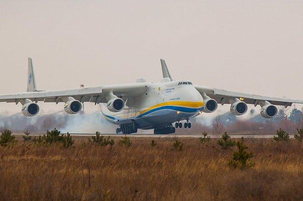 Фото — Ан-225-Мрія