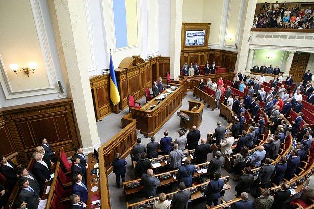 В Украине до сих пор действуют КПУ и Партия регионов: инфографика