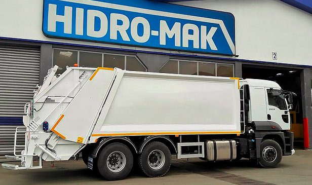 Техника компании HIDRO-MAK продолжает покорять Украину