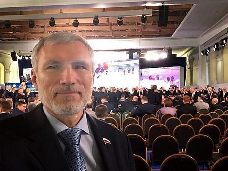 Депутат Госдумы попал в перестрелку под Донецком