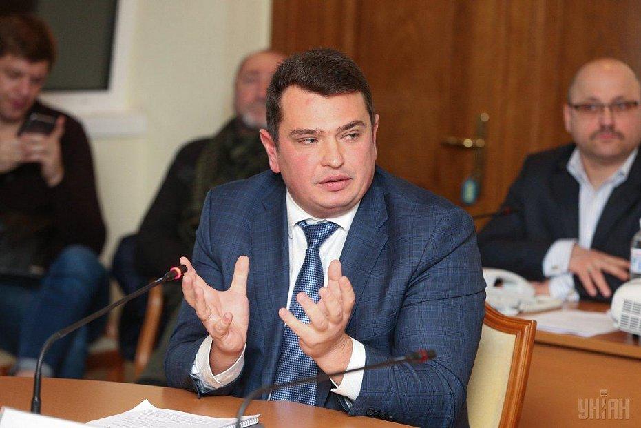 ЗМІ знайшли «російський слід» в родині директора НАБУ Ситника