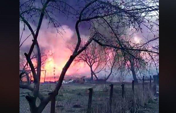 фото - пожары в Житомире