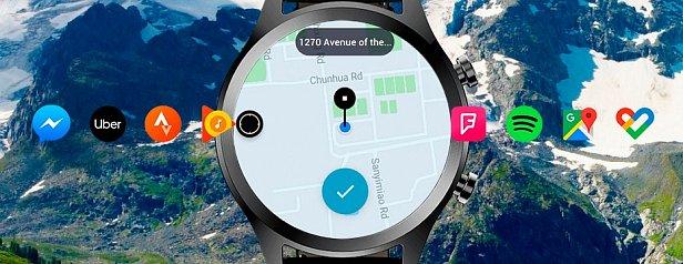 Преимущества операционной системы Wear OS от Google на смарт-часах TicWatch