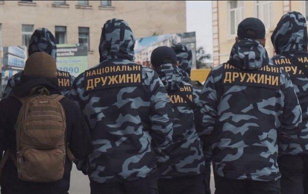 """В Запорожье члену """"Национальных дружин"""" перерезали горло"""