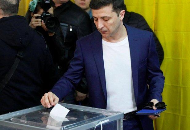 фото- результат выборов слага народа