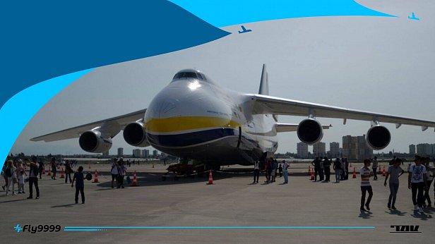Главное - чтоб костюмчик сидел: зачем Украине участвовать в авиасалонах