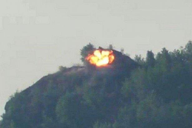Фото - Бойцы ВСУ мощно ударили по позициям ЛДНР