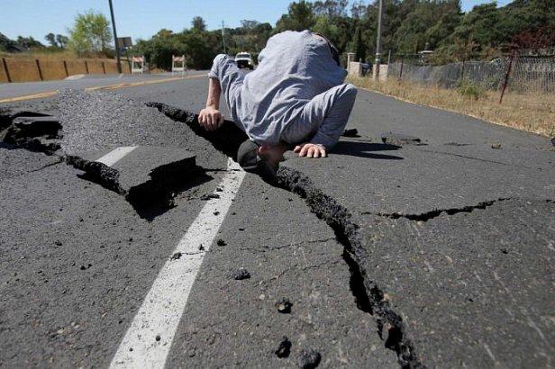 фото - землетрясение