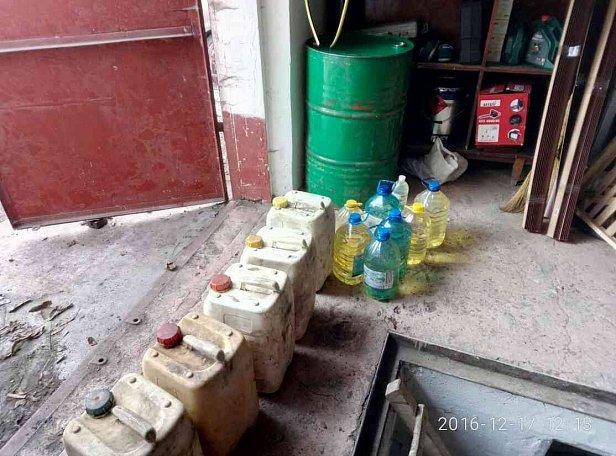 В Госпогранслужбе разоблачили чиновников, разворовавших топливо и продукты