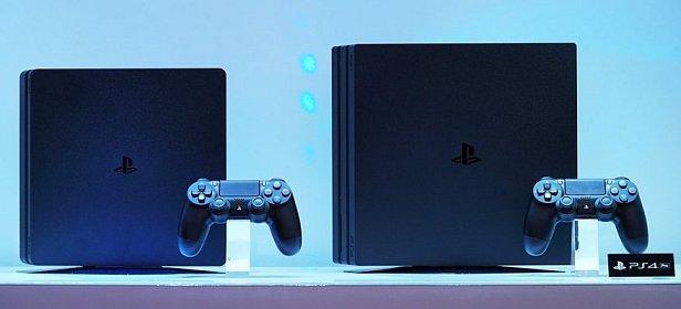 Что подарить на Новый год: обзор PlayStation 4 Pro и Slim