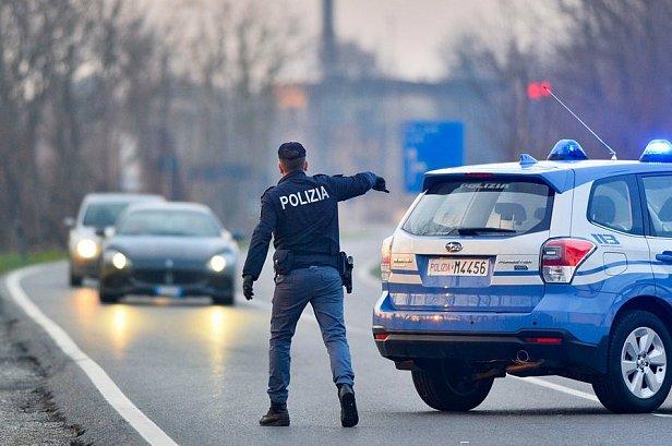 фото — закрытие границ ЕС