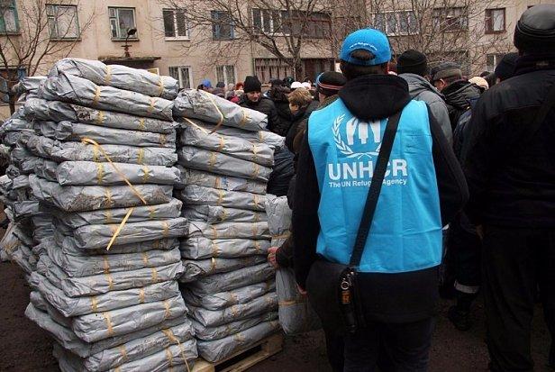 ООН: в гуманитарной помощи нуждаются 3,4 млн жителей Донбасса