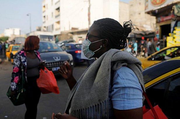 Фото — Коронавирус в Африке
