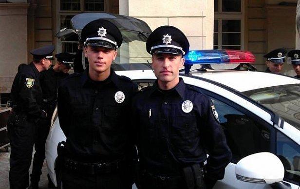 Набор в патрульную полицию стартовал в Сумах
