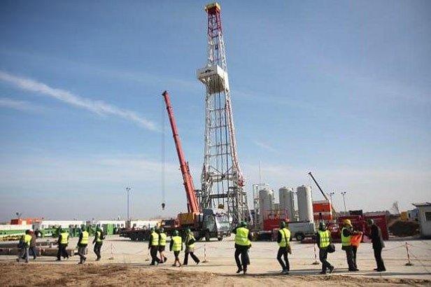 Shell прекратит поиски сланцевого газа в Украине