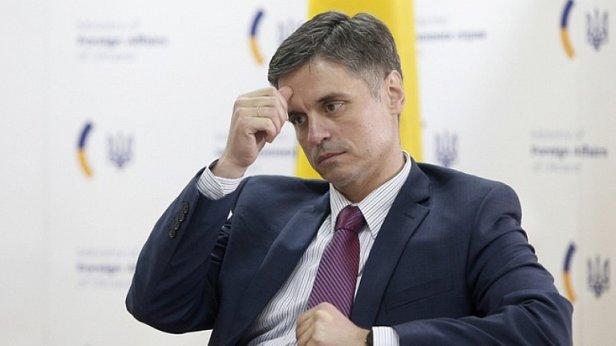 Фото - глава МИД Украины Пристайко предложил провести выборы на Донбассе