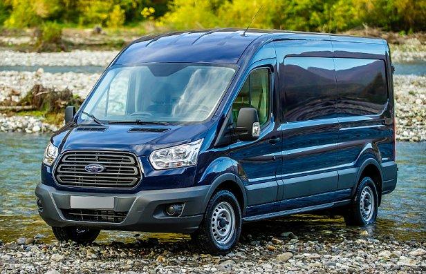 Ford Transit — уособлення практичності на колесах