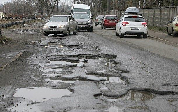 В ''Укравтодоре'' назвали причину плохих дорог: подробности