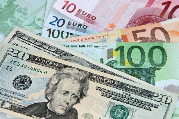 Форекс пара EUR/USD поднялась на максимум девяти недель на данных Еврозоны