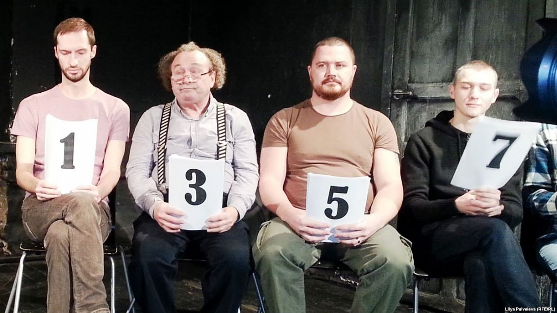 Підтримка у 230 тис. євро на антіутопію «Номери» Олега Сенцова від Польського кіноінституту