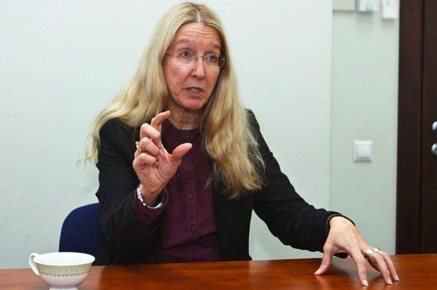 Ульяна Супрун развеяла миф о лечебных свойствах алкоголя