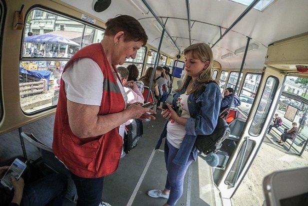 Фото - В транспорте Киева не будет кондукторов