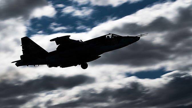 Россия: Су-25 в Сирии был сбит ракетой, переданной Украиной