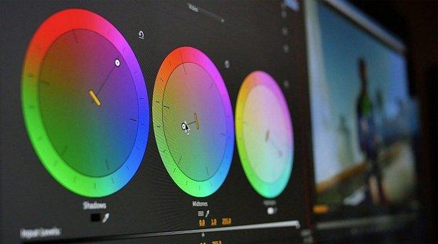 Цветокоррекция видео: этапы работы в студии LANET PRODUCTION