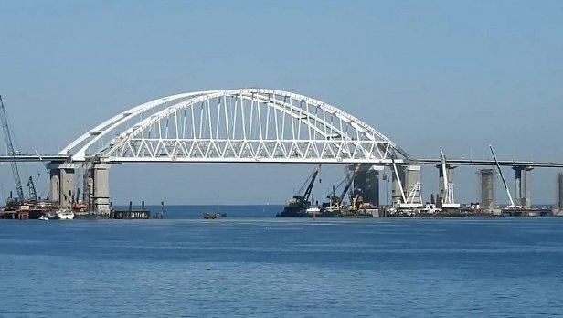 Свалили на Украину: в России объяснили срывы сроков стройки в Крыму