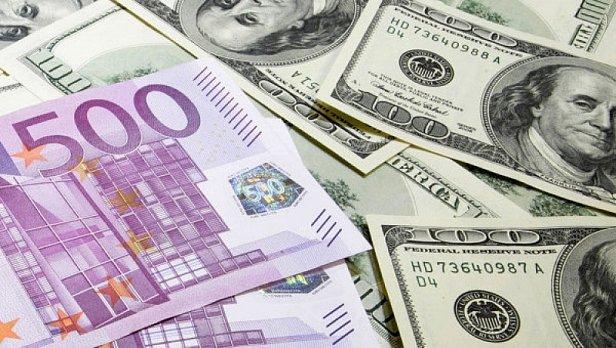 В Украине упал курс доллара и евро