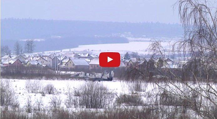 Тренування українських винищувачів (відео)