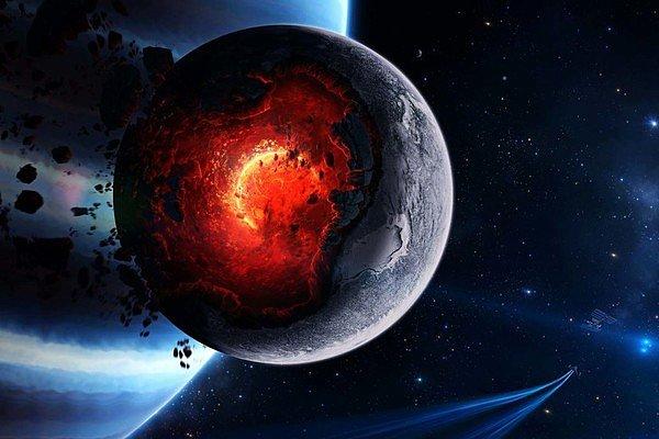 Конец света в августе: планета Х  близко