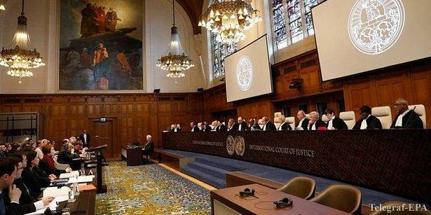фото - гаагский суд