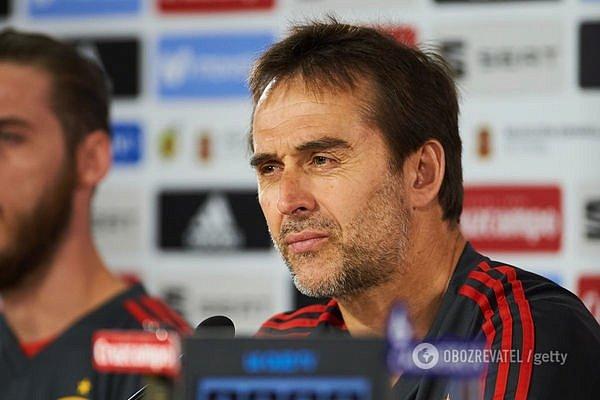 За день до старта: сборная Испании осталась без главного тренера