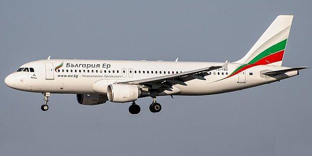 В Украине начал работу новый болгарский авиаперевозчик