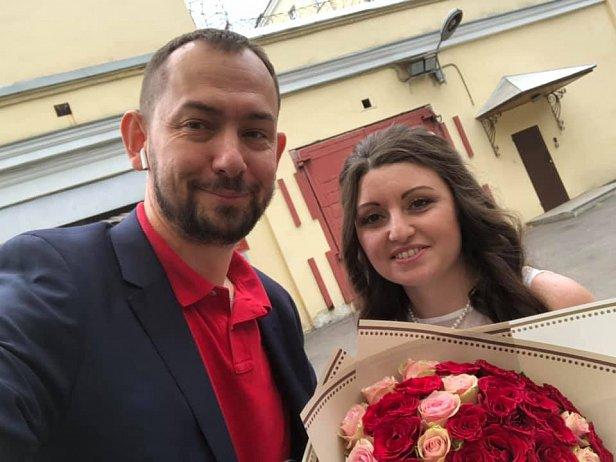 Фото - Украинский моряк женился в российском СИЗО